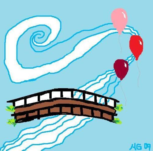 bruer og ballonger